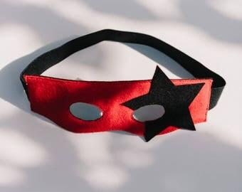 Reversible hero mask