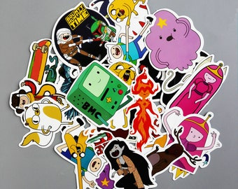 Adventure time sticker pack (25 pcs)