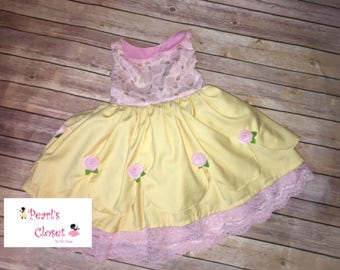 Princess Inspired Dress
