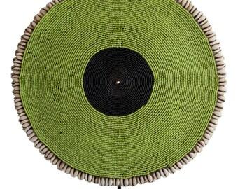 Decorative Shield,African Shield,Cameroon Shield,Handmade Shield,Fair Trade,Artisanal Shield
