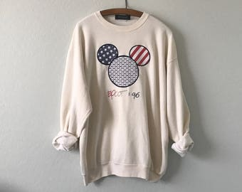 Vintage Oversized Pullover