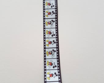 Film strip Mickey keychain lanyard