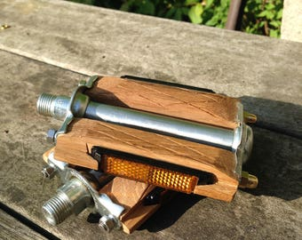 Wooden Pedals (new base)