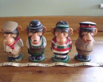 PG Tips Chimps Egg Cups 1950/1960s
