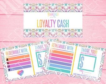 Loyalty Cash | Lace | Customize