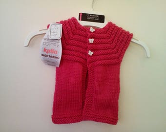 Luxe 3 month sleeveless vest