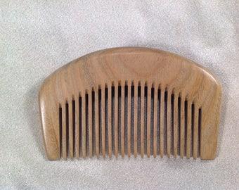 E0018- Wooden Comb