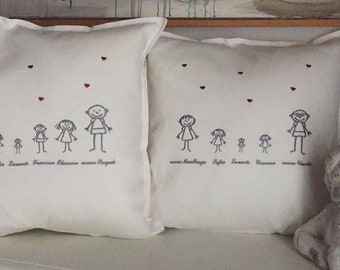 My Family Pillow