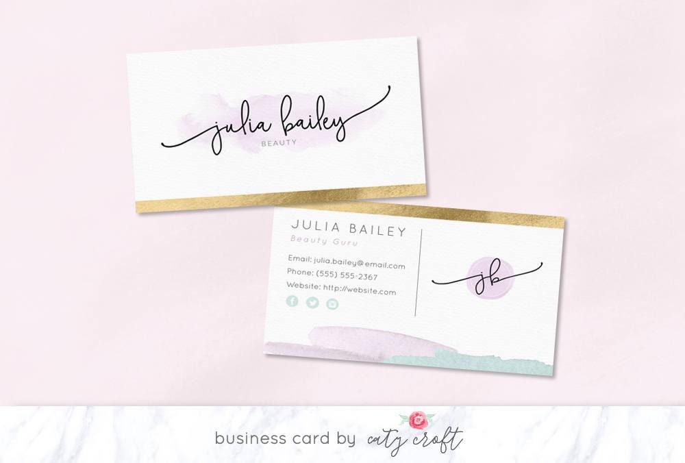 Business Card Business Card Template Business Card Design