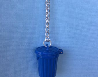 Trashcan Necklace