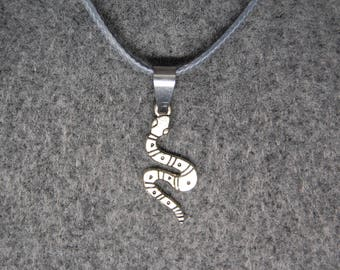 Tibet Snake Charm Necklace