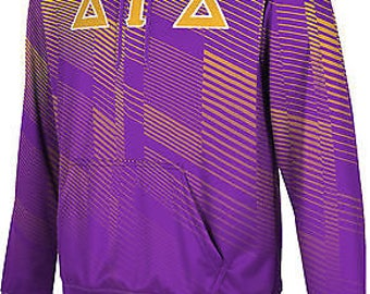 ProSphere Men's Delta Tau Delta Bold Pullover Hoodie ()