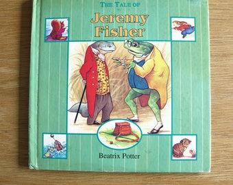 The Tale of Jeremy Fisher by Beatrix Potter – 1995