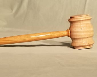 Maple Gavel