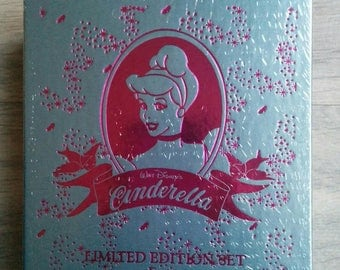 Disney Cinderella Skybox Limited Edition Set Trading Cards NIB 1995