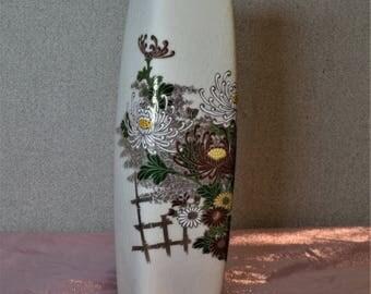 Asian Vase Floral Flower Vase