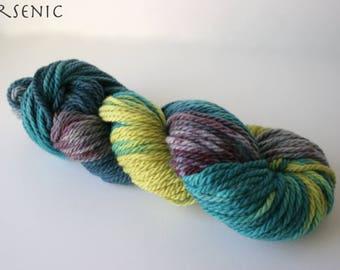 HopScotch Bulky Yarn, Arsenic