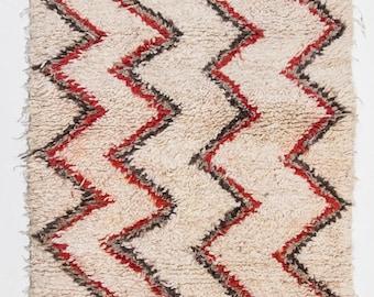 azilal rug Area rug vintage rug, moroccan rug, rug, carpet, azilal, berber teppich H70