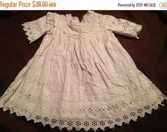 Anniversary Sale Gorgeous Antique Child's Gown