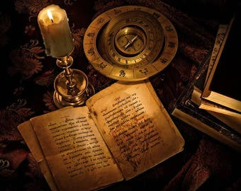 MAGICK BOOK