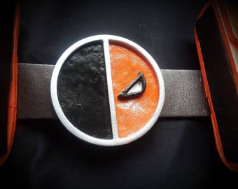 Deathstroke cosplay belt