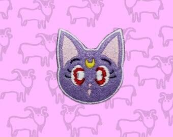 Diana Sailor Moon Patch