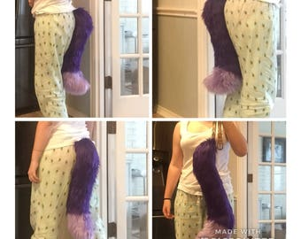 Fursuit Wolf Tail