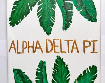 Alpha Delta Pi - Jungle Theme