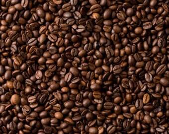 1lb Brazil Mogiana Whole Coffee Beans Medium Roast One Pound