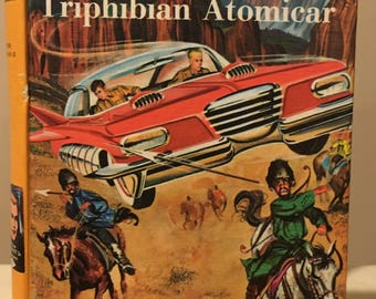Tom Swift and His Triphibian Atomicar by Victor Appleton II