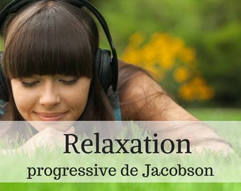 Progressive relaxation Jacobson