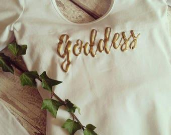 Luxury Goddess Bodysuit