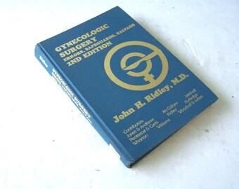 Gynecologic Surgery, Errors, Safeguards, Salvage, 2nd Edition, Gynecology Handbook, Hysterectomy, Surgery Manual, Female Surgery