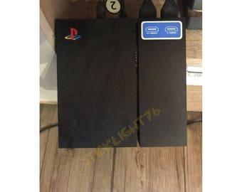 Stickers retro 20th anniversary joystick controller ps4 playstation console ps vr box v2