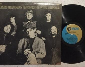 Eric Burdon & The Animals : Every One Of Us (Vinyl LP)