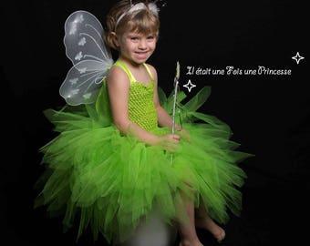Tutu fairy, Tinkerbell inspired tutu dress