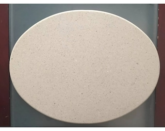 Solid Surface DuPont Corian (Canvas) Cutting Board, Countertop, Scrap Material