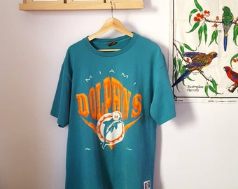 Vintage 90s Miami Dolphins T-Shirt