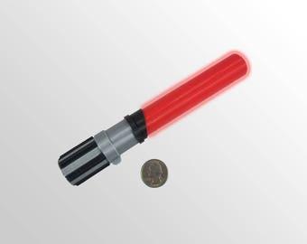 Star Wars Darth Vader Lightsaber Baby Rattle