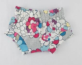 baby shorts - toddler shorts - easter shorts - shorties - baby girl shorts - baby shower gift - baby gift - easter shorts