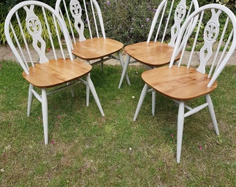 Ercol Chairs Etsy Uk