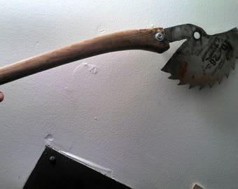 Apocalyptic axe