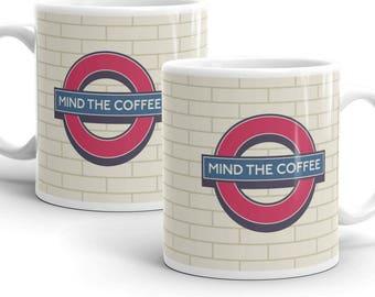 London Underground Mug