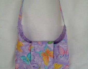Butterfly Purse / Butterfly Bag / Hobo Bag / Handbag / Purse / Bag / Designer Bag / Designer Hobo Bag / Butterfly Purse / Evening Bag