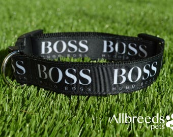 Allbreeds The Business Dog Collar & Lead