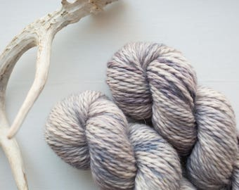 Endless Rows of Lavender {Bulky Weight} Baby Alpaca Yarn