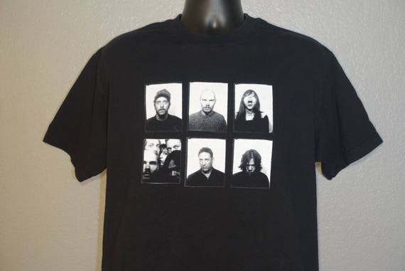 RARE ZWAN Tour - Billy Corgan Smashing Pumpkins Vintage Concert T-Shirt