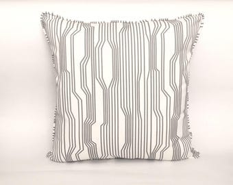 Linear Pillow Cover