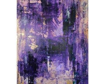 Purple Rain By Daniel Hooper