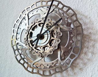 Upcycling Clock Brake 2